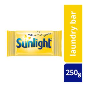Sunlight Laundry Bar Regular 250g x 84