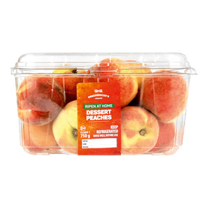 Pnp Dessert Peaches Carry Bag X 9