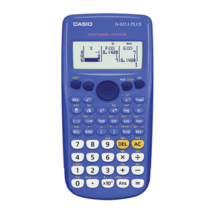 Casio Scientific Calculator Fx82zaplus-b