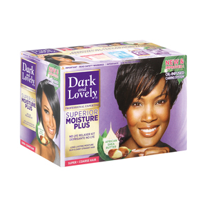 Dark&lovely Plus Hair Relaxe r Sample Hold