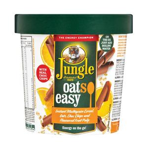 Jungle Oatso Easy Cup Orange & Choc 50g