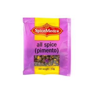 Spice Mecca All Spice Whole 12g