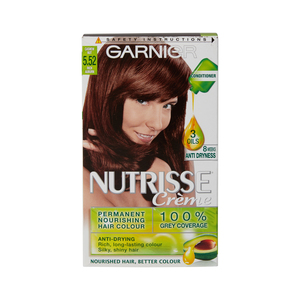 Garnier Nutrisse 5.52 Cashew Nut Hair Colour