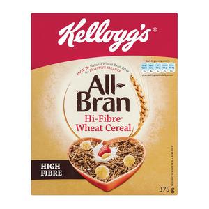 Kellogg's Hi Fibre Bran 375g