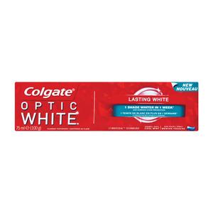 Colgate Optic T/paste Lasting White 75ml