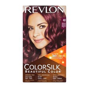 Colorsilk Hair Color Burgundy 48