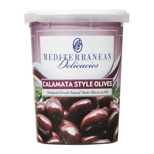 Mediterranean Calamata Style Olive 700g