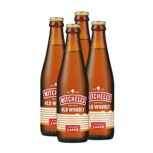 Mitchell's Old Wobbly Beer 330 ml