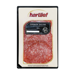 Hartlief German Salami 100 G R