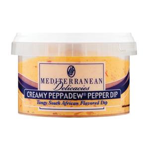 Mediterranean Creamy Peppadew  Dip 190g