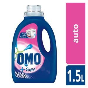 OMO Auto Liquid Detergent with Comfort 1.5l