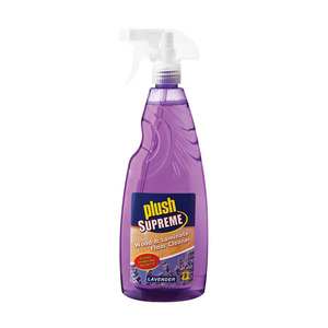 Plush Laminate Floor Cln Lavender 750ml