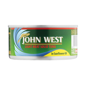 John West Solid Tuna In Oil 170g