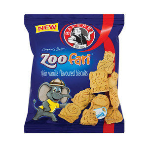 Bakers Biscuit Zoofari 40g