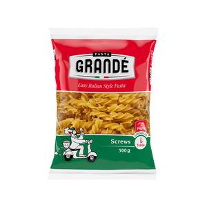 Pasta Grande Screws 500 GR