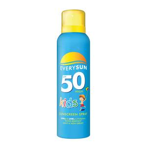 Everysun Kids Aerosol Spf50 250ml