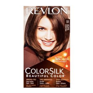 Colorsilk Hair Colour Kit Light Brown
