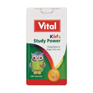 Vital Kids Study Power 120