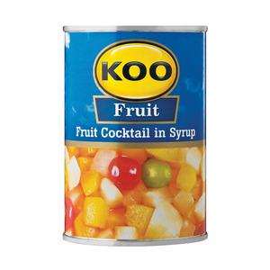 Koo Choice Grade Fruit Cocktail 410g