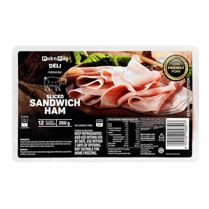 PnP Sliced Sandwich Ham 250g x 10
