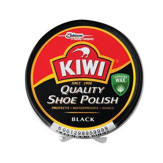 Kiwi Paste Shoe Polish Black 50ml x 24