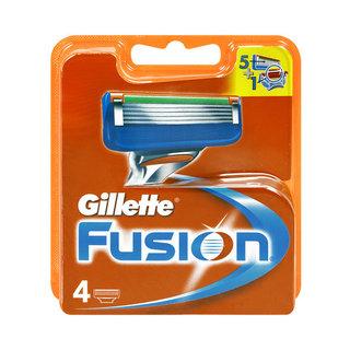 Gillette Fusion Manual Blades 4s x 10