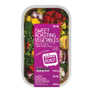 Pnp Just Roast Sweet Veg 600g