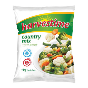 Harvestime Country Mix 1kg x 12