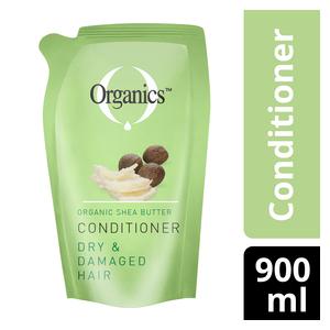 Organics Dry & Damaged Hair Conditioner 900ml