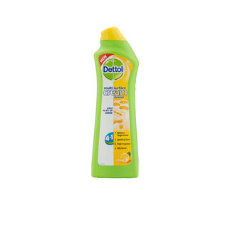Dettol Multi Surface Cream Cleaner Citrus 750ml x 6