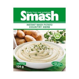 Cadbury Country Herb Smash 104g