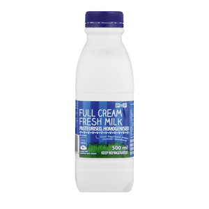 Pnp Full Cream Milk 500ml