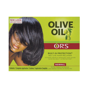 Organic ORS Olive Oil Normal Relaxer
