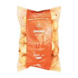 PnP Onions 3kg