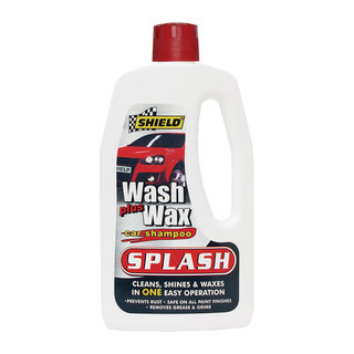 Shield Splash Car Shampoo 1 Litre