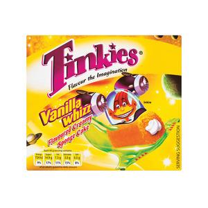 Albany Tinkies Vanilla Whizz 6 Ea