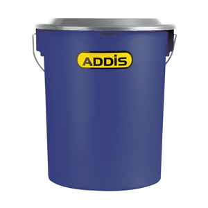 Addis 20 Litre Bucket With Lid Navy Blue