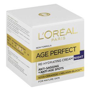Loreal Age Perfect Re-hydrating Night Cream 50ml