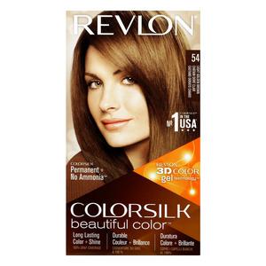 Colorsilk Hair Colour Kit Light Golden Brown