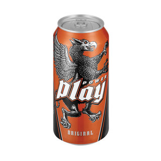 Play Power Energy Drink 440ml X 6