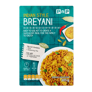Pnp Breyani Rice Kit 305g
