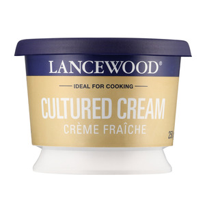 Lancewood Cultured Cream 250g