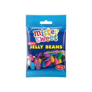 Mister Sweet Bag Jelly Bean Sweets 60 GR