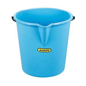 Addis Bucket 12L Electric Bl ue