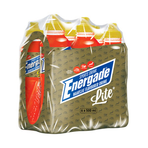 Energade Sports Drink Naartjie Lite 5 00ml x6