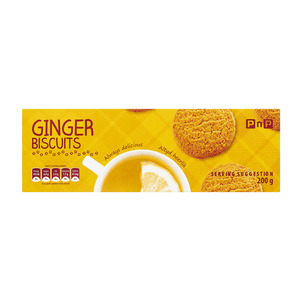 PnP Ginger Biscuits 200g x 12