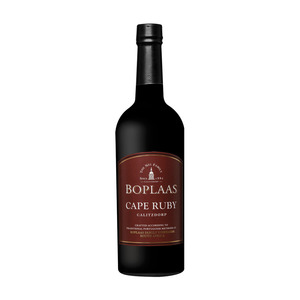 Boplaas Ruby Port 750ml