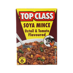 Top Class Soya Mince Oxtail And Tomato 200g