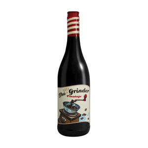 The Grinder Pinotage 750 ml