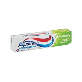 Aquafresh Mild And Minty Toothpaste 100m x 12